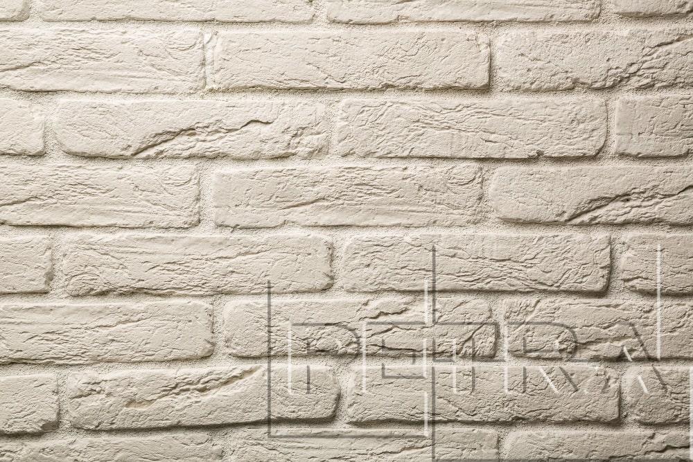 Шумерский кирпич 01П0 (белый)