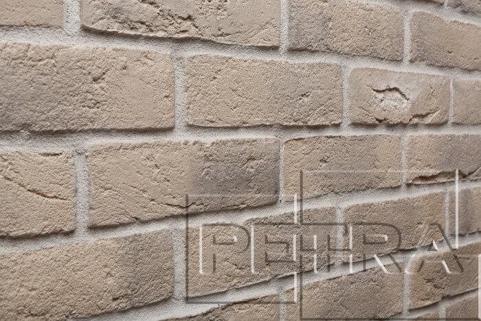 Византийский кирпич 07П1 (Карамель/ Светло-коричневый)